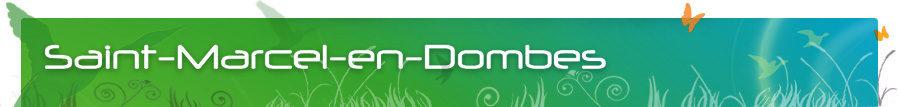 Logo for Saint Marcel en Dombes